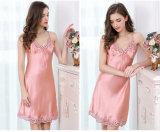 Робы шелка платья повелительниц нижнего белья оптовой продажи 100% Silk