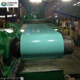 Impermeabilización de cubiertas de acero corrugado PPGI Hoja en acero galvanizado