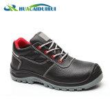 Тисненая кожа Coew кислоты устойчив обувь