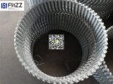 Barbelé en accordéon de rasoir galvanisé par électro (BTO 22) pour la frontière de sécurité