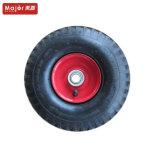 4.00-4 عجلة قابل للنفخ مطّاطة مع أساليب مختلفة