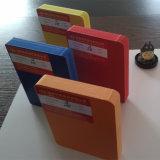 scheda differente della gomma piuma del PVC di colore di 18mm