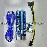 60см Mini PCI-E Express для кабеля USB 3.0 006c