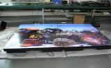 Paroi vidéo LCD ultra étroite de 55 po (3.5mm) avec épissure 3X3 / 3X4