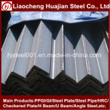 ángulo de acero igual negro del hierro 40X40 en existencias