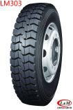 Radial Roadlux larga marcha de la rueda de carretilla y del neumático (LM303)