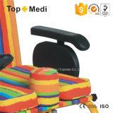 高く横たわることを用いるTopmediの小児科力のアルミニウム車椅子