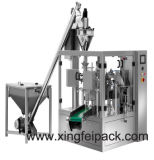 Relleno del bolso y máquina automáticos del lacre para el polvo (XFG)
