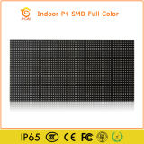 Tablilla de anuncios a todo color de interior de LED de P4 SMD
