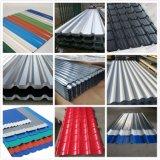 Mattonelle di tetto d'acciaio di PPGI/preverniciato coprire lo strato del ferro