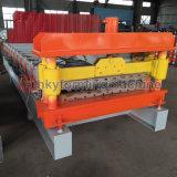 Rollo de máquina de formación de techos de metal