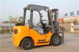 La Chine chariot élévateur de gaz de pétrole liquéfié de 2.5 tonnes avec le cylindre de gaz