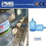 Ligne d'embouteillage d'eau potable de bouteille de PC ou d'animal familier de 5 gallons