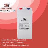 Gel à cycle profond batterie solaire 2V 420Ah Batteries rechargeables