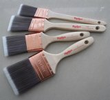 Имеющийся OEM ручки щетки краски щеток обломока щетинки Китая деревянный