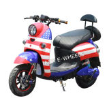 Модный дизайн 1000W Бесщеточный двигатель мотоцикл с электроприводом (EM-010)