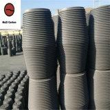 Elettrodo di grafite fornito fabbrica di alta efficienza del carbonio di Muzi