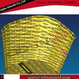 Rattan-Plastikentwurfs-Stuhl-Spritzen