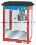 Machine van de Popcorn van de Efficiency van het Lichaam van het roestvrij staal Nonstick Zware