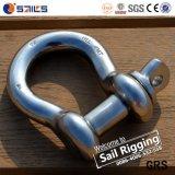 ステンレス鋼304の手錠を持ち上げる弓形