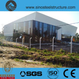 세륨 BV ISO에 의하여 증명서를 주는 강철 건축 공장 플랜트 (TRD-050)