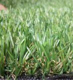 景色25mmの高さ4カラーHiqhの品質の人工的な草