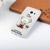 Teléfono celular de dibujos animados caso de la cubierta del teléfono Impreso