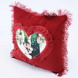 Cassa stampabile del cuscino di sublimazione del sofà DIY della Cina di sublimazione decorativa sveglia del fornitore