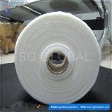 White Spunlace Nonwoven Fabric para tornar os toalhetes