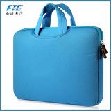 Laptop-Handtaschen-Hülsen-Kasten-Schwamm, der materiellen Computer-Laptop-Beutel atmet