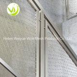 Edelstahl-Metalseil-Ineinander greifen für Dekoration-/Kabel-Filetarbeit