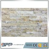 Mattonelle naturali dell'impiallacciatura di Ledgestone dell'ardesia del marmo dell'arenaria di Quartize