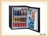冷凍庫50Lリムーバブルワイヤーシェルフなし屋内リバーシブルシングルドア冷蔵庫