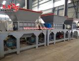 Muebles de chatarra de alto rendimiento de la máquina trituradora de papel