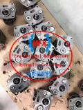 Pompa a ingranaggi Fabbrica-Genuina dell'olio idraulico del bulldozer D31A/Pl-16 dell'OEM KOMATSU: 704-12-30100 pezzi di ricambio del macchinario di Contruction