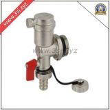 Heißes Methoden-Fußboden-Heizungs-Wasser Segregator des Verkaufs-5 mit Anzeigeinstrument (YZF-M809)
