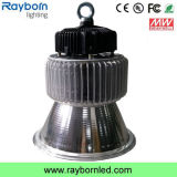 Rayborn 150watt Industrial Warehouse PC Cover LED High Bay Iluminação