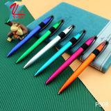 Tjirp zeer de Punten van de Gift de Promotie Plastic Pen Aangepaste Ballpoint van het Embleem verkoopt