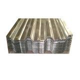 屋根ふきのためのDx51dによって電流を通される波形の鋼板