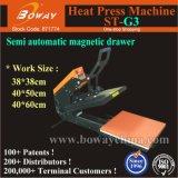 StG3半自動磁気引出しのTシャツの衣服の布の熱の出版物機械