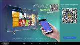 Contenitore astuto casella superiore stabilita doppia di Kodi e di WiFi di Android 6.0 TV di memoria H96 PRO Bt4.0 4k di Amlogic S912 Octa 17.0