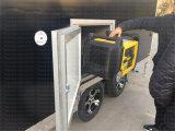 De nieuwe 2017 8.5X24 Ingesloten Geladen Aanhangwagen van de Vervoerder van de Auto van de Lading van het Ras Klaar! !