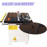 木工業の食器棚のドアのための手動端のバンディング機械