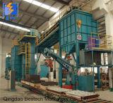 Il tipo stazionario doppio della resina munisce il miscelatore della sabbia, linea di produzione della sabbia della resina