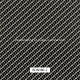 пленки печатание Hydrographics волокна 0.5mwidthcarbon, пленки печатание перехода воды для напольных деталей и ежедневные части автомобиля пользы (BDN980-2)