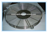 Protezione industriale d'acciaio del ventilatore galvanizzata zinco per protezione di Exhanger di calore