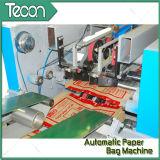 Chaîne de production Fond-Collée multicouche automatique de sac de papier