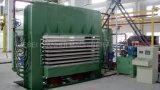 Máquina quente da imprensa para a linha de produção da madeira compensada