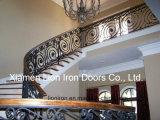 Luxury Утюг гриль дизайн внутренней лестницы поручни дизайн
