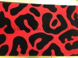 Bando de dupla camada de tecido sofá de tecido, Rebanho no rebanho Fabric